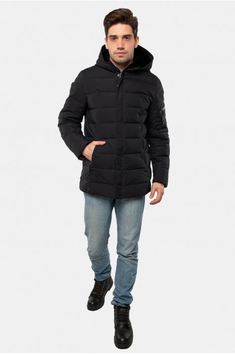 Куртка AVECS - 1215/1 - Черная