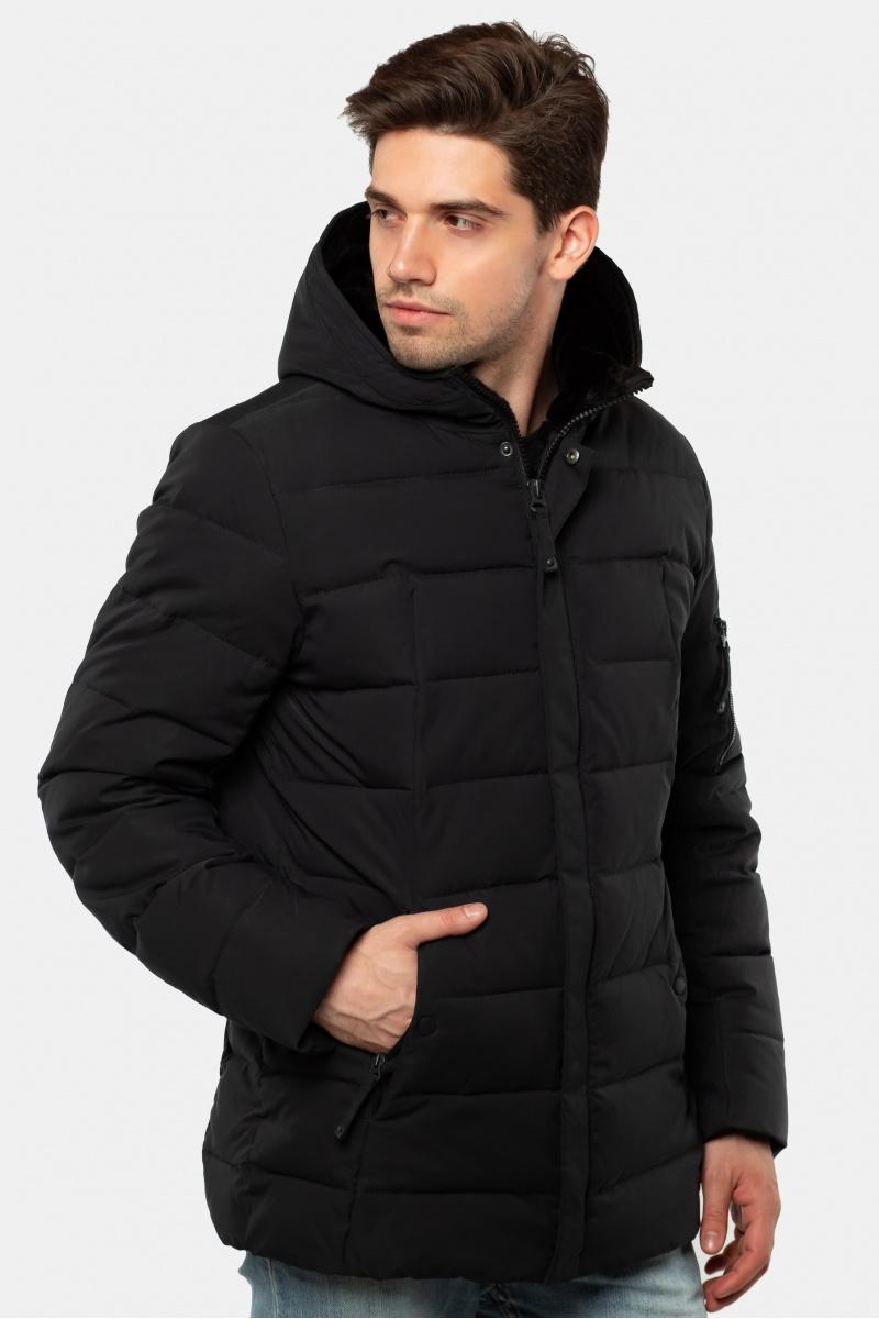 1215/1 - Куртка - Черный