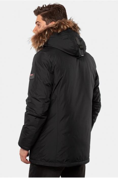 18131/1 - Куртка - Черный
