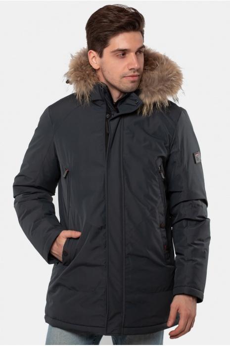 Куртка AVECS - 18131/57 - Серо-Синяя