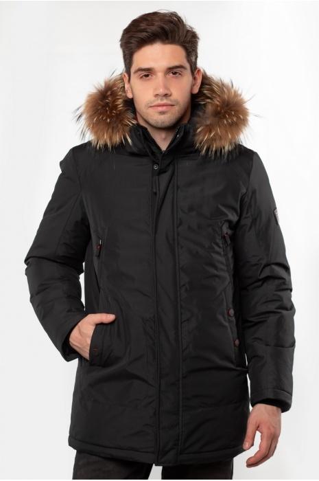 Куртка AVECS - 18131/1 - Черная