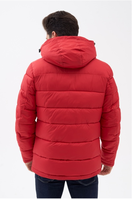 Куртка  AVECS - 18227/4 - Красная