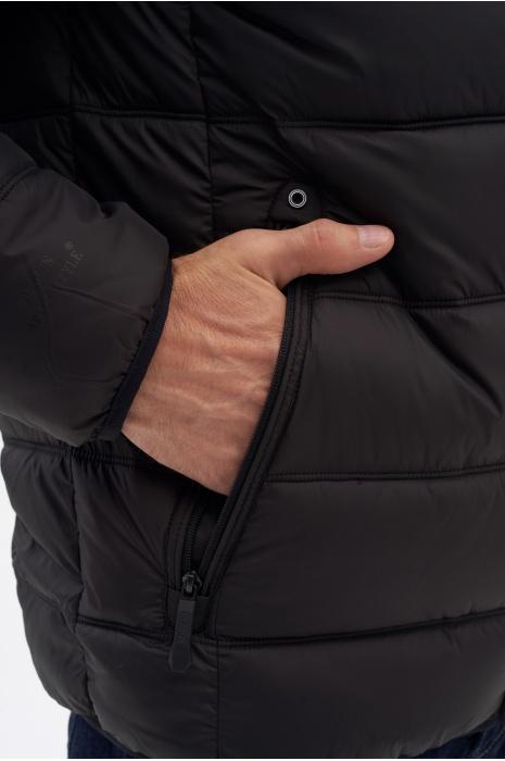 Куртка  AVECS - 18283/1 - Черная