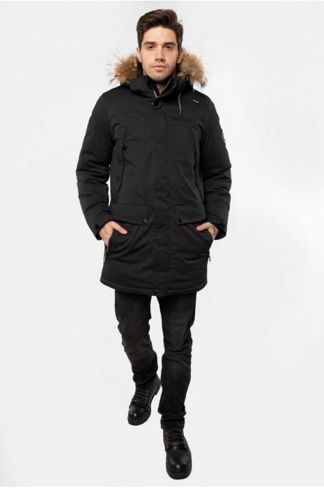 18296/1 - Куртка - Черный