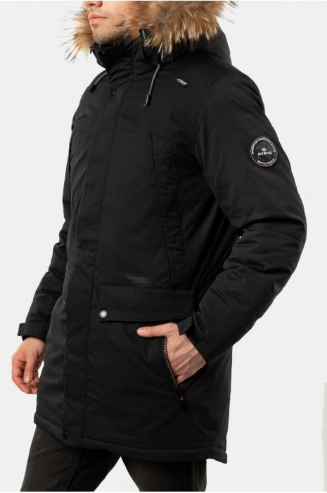 Куртка AVECS - 18296/1 - Черная