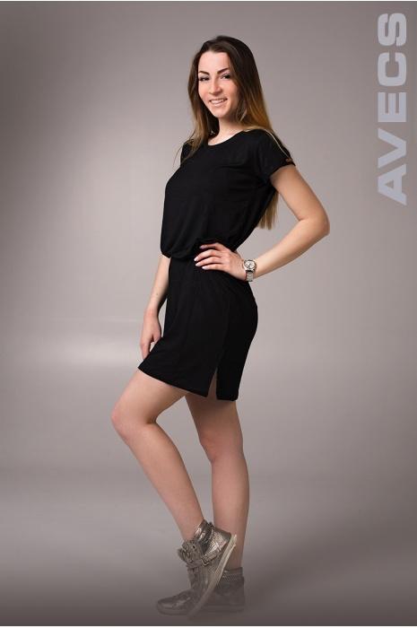 Женское Платье 30190-AV Черный