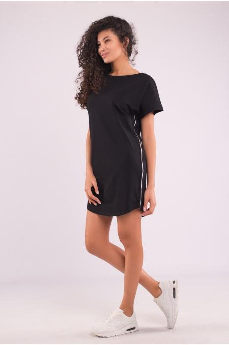 30308 / 1 - Платье - Черный