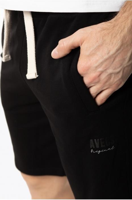 Шорты AVECS - 30390/1 - Черные