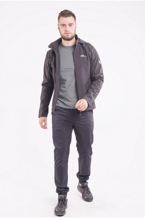 Толстовка - 50104 / 1 - Черный