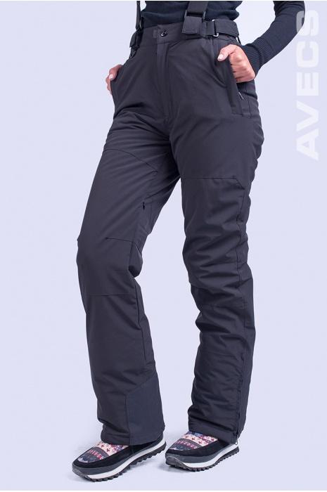 Брюки Лыжные AV-50128 Чёрный
