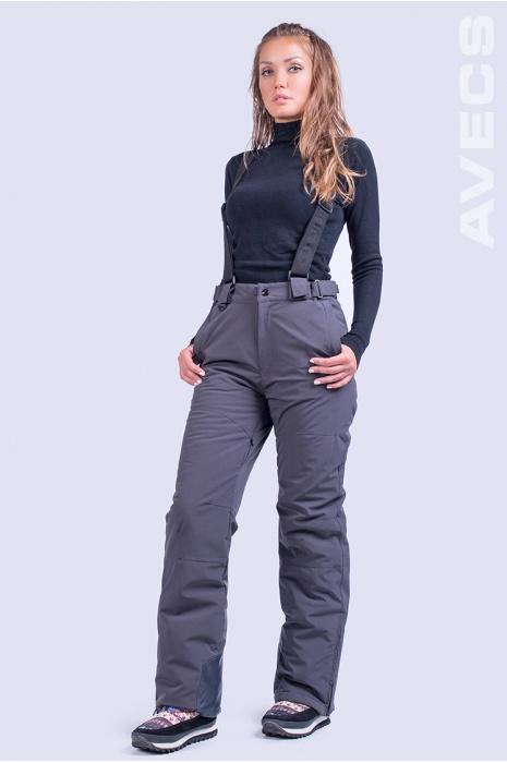 Брюки Лыжные AV-50128 Серый