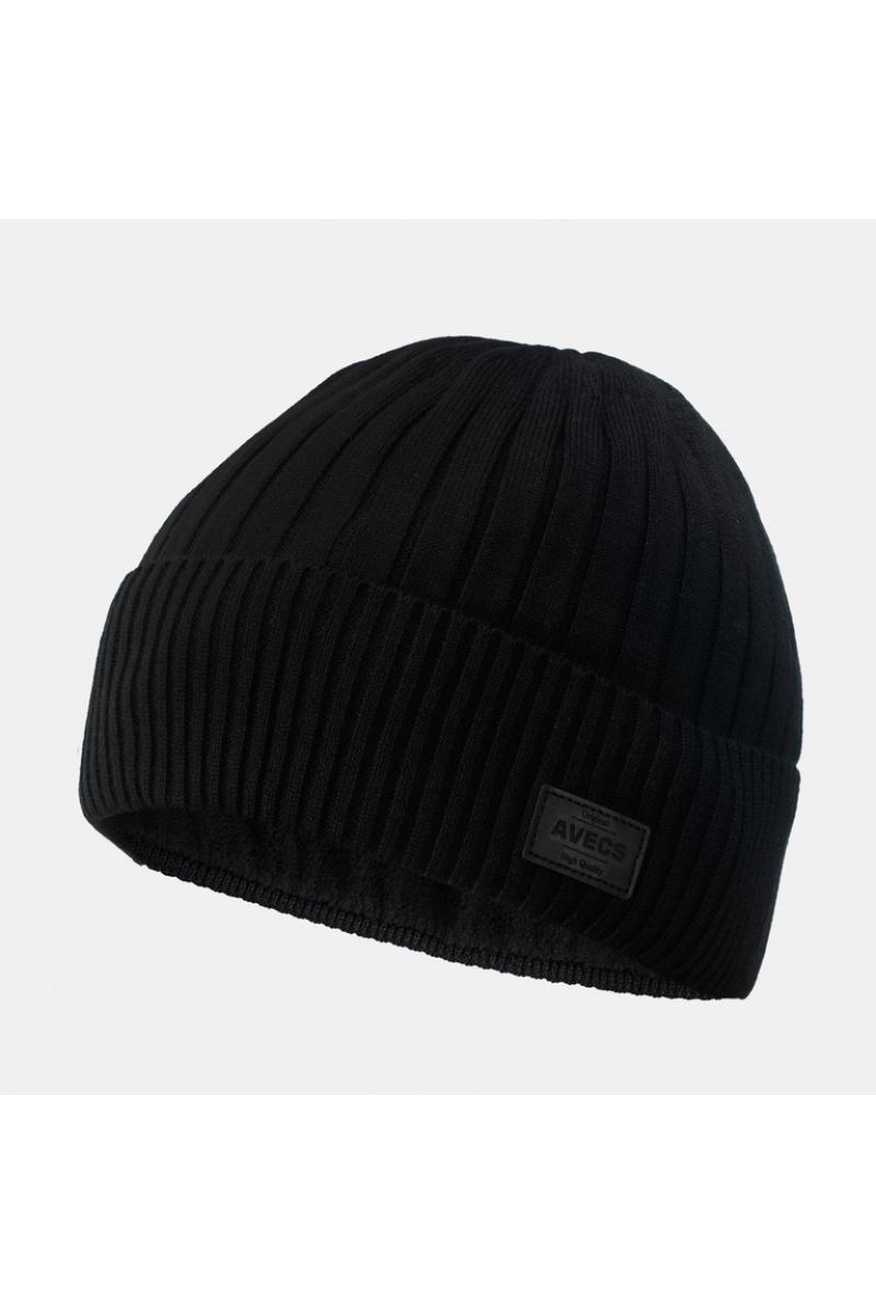 50220/1 - Шапка - Черный