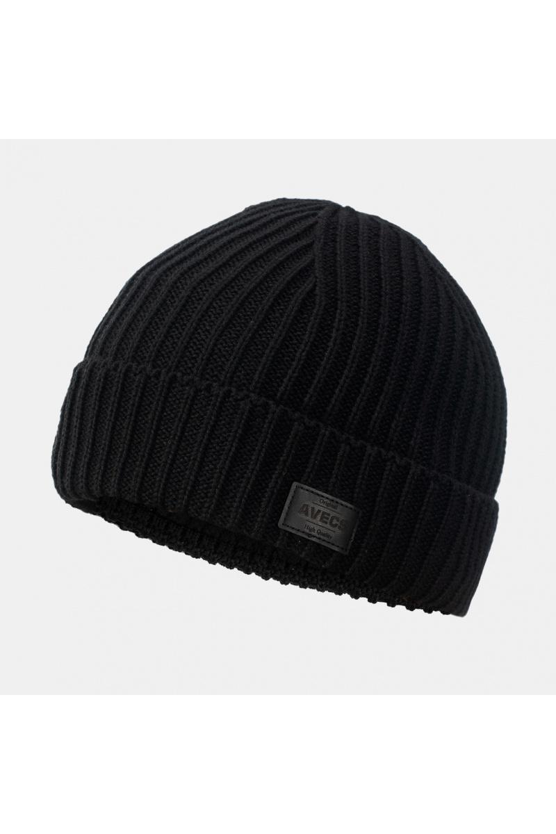 50225/1 - Шапка - Черный
