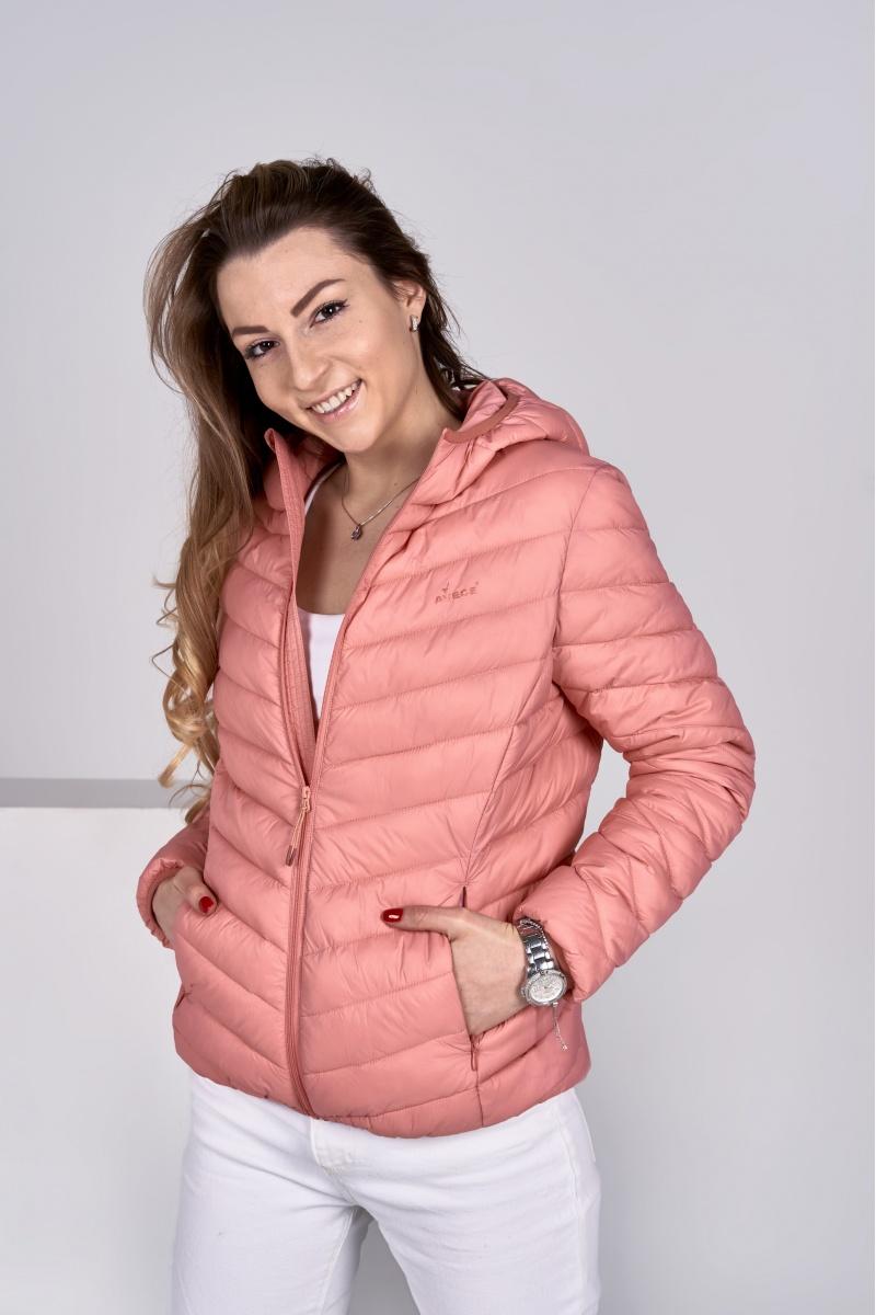Ветровка Женская AVECS - 50226/21 - Розовая