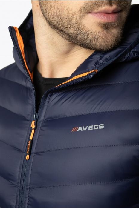 Ветровка AVECS - 50235/23 - Тёмно-Синяя