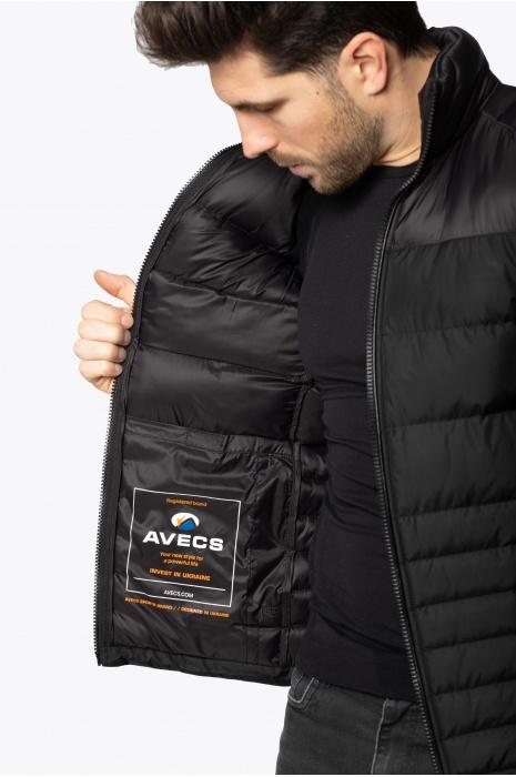 Жилет AVECS - 50236/1 - Чёрный