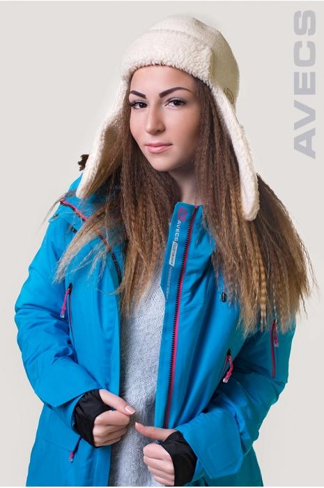 Куртка Лыжная AV-5766462 Голубой