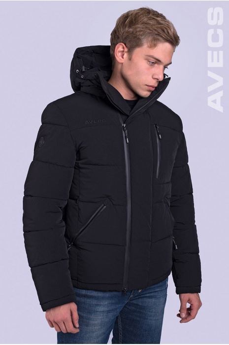 Куртка Биопух 70182-AV Черный