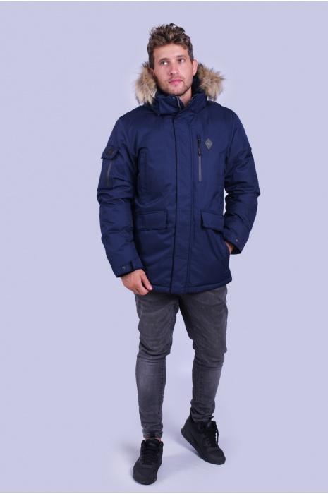 Куртка Биопух 70184-AV Тёмно-Синий