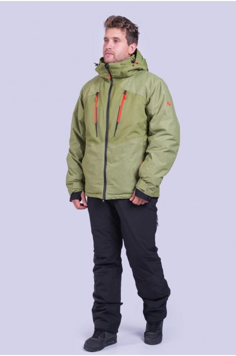 Куртка Лыжная 70192-AV Хаки