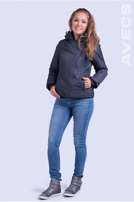 Куртка Лыжная AV-70193 Чёрный
