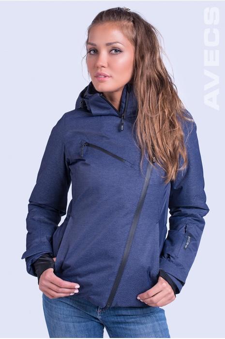 Куртка Лыжная AV-70193 Тёмно-Синий
