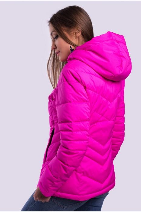 Ветровка Женская 70249 (21) - Розовый
