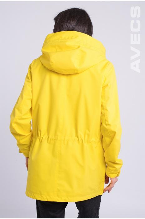 Ветровка Женская 70251-AV (32) - Желтый