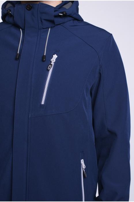 Ветровка мужская  70255 (23) - Темно - Синий