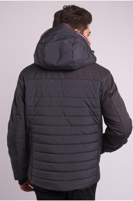 Куртка Лыжная 70283 / 17 -  Темно-Серый