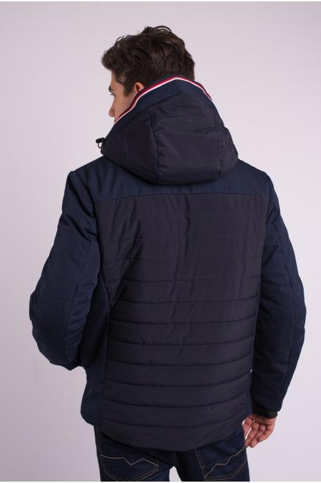 Куртка Лыжная 70283 / 23 -  Темно-Синий