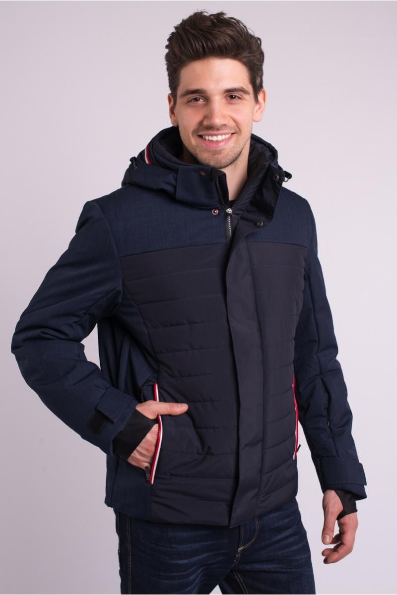 Лыжная Куртка AVECS - 70283/23 - Темно-Синяя