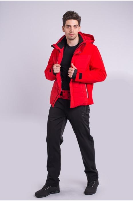 Куртка Лыжная 70283 / 52 -  Бордо