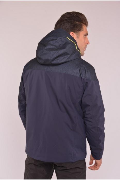 Куртка Лыжная 70284 / 23 - Темно-Синий