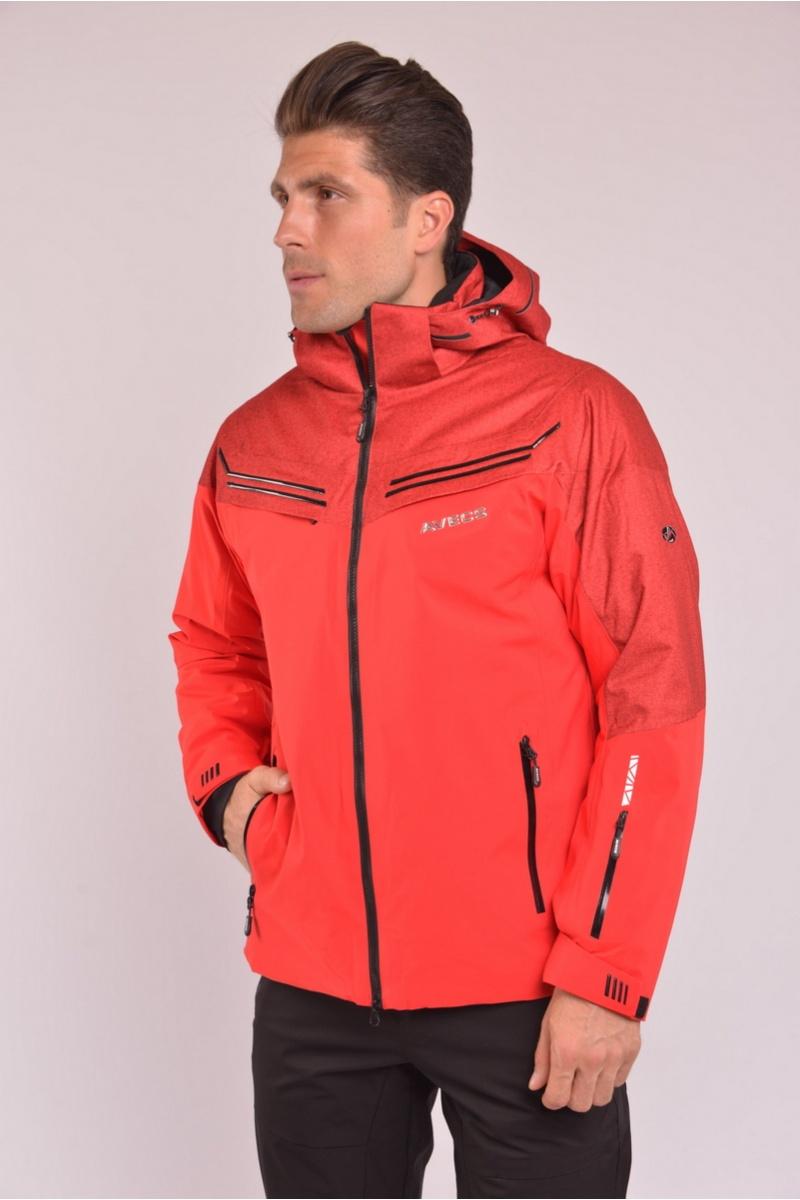 Куртка Лыжная 70284 / 52 - Бордо