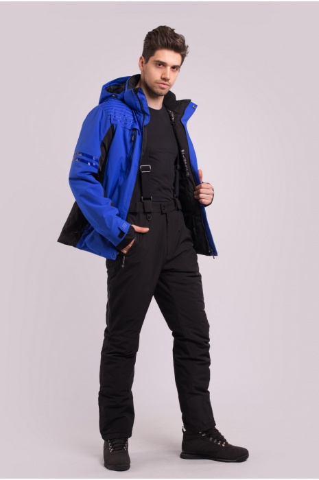 Куртка Лыжная 70286 / 65 - Электрик