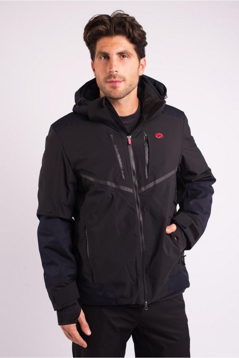 Лыжная Куртка AVECS - 70287/1 - Черная