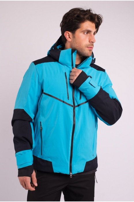 Куртка Лыжная 70287 / 33 - Бирюза
