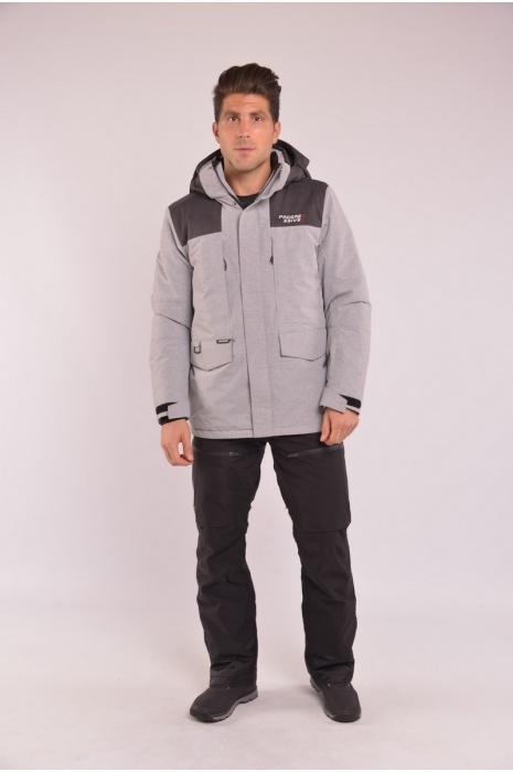 Куртка Сноуборд 70288 / 2- Серый