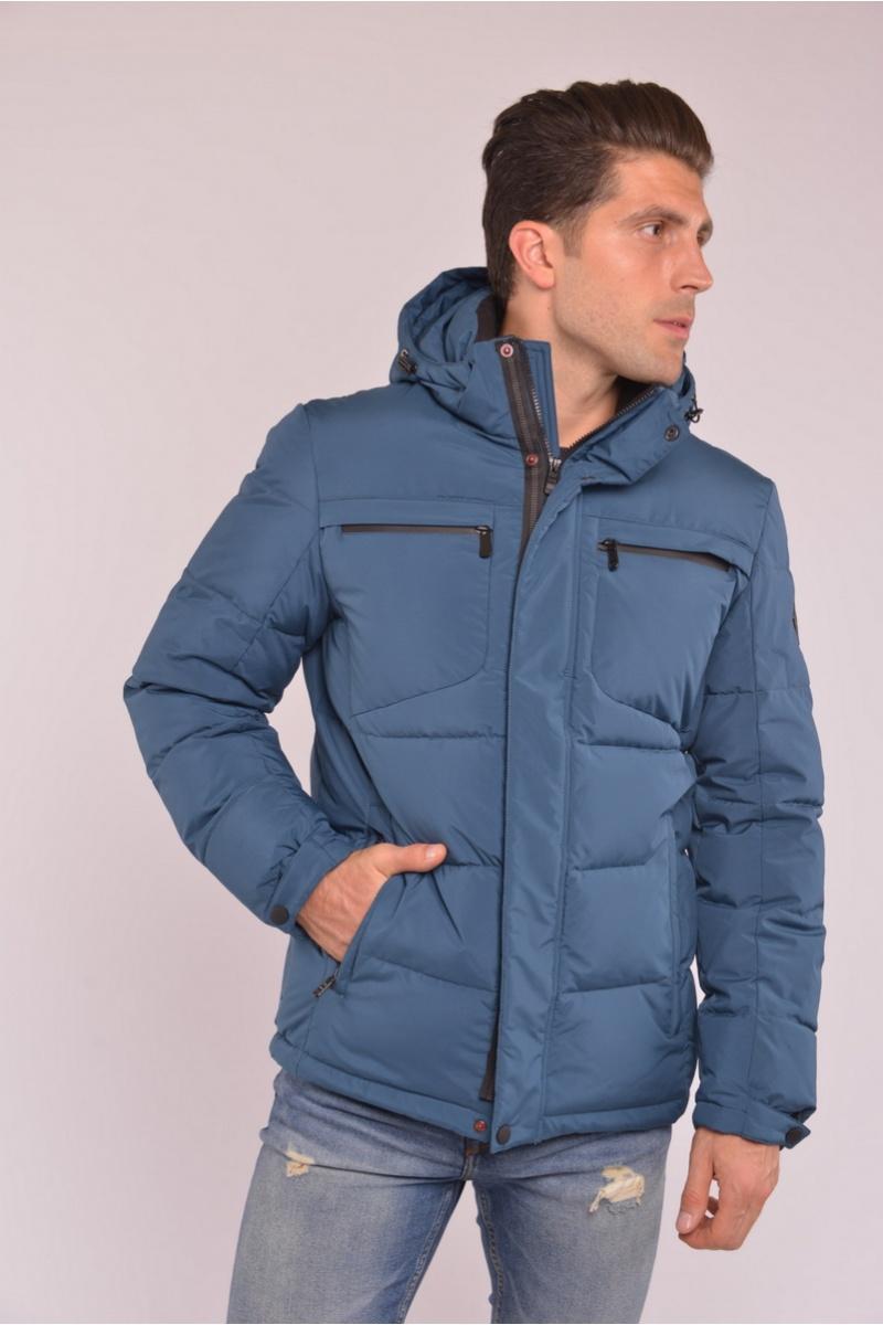 Куртка 70292 / 57 - Серо-Синий