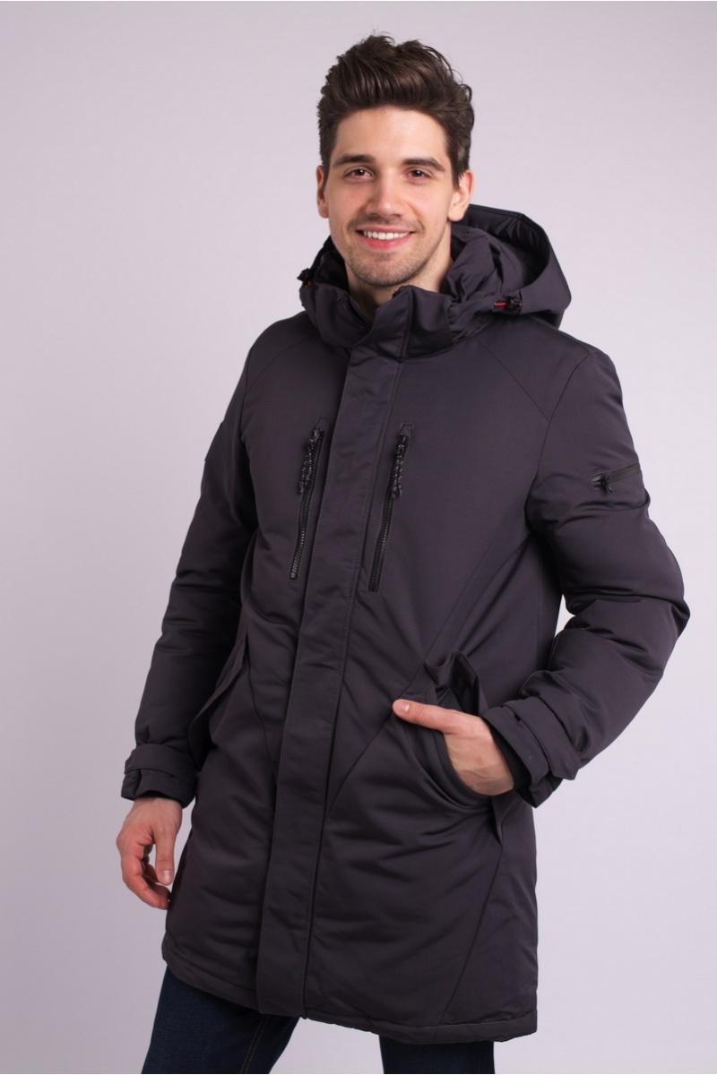 Куртка AVECS - 70293/17 - Темно-Серая