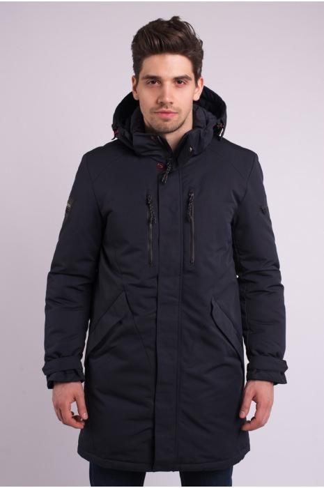 Куртка 70293 / 57 - Серо-Синий