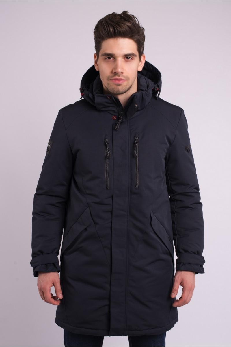 Куртка AVECS - 70293/57 - Серо-Синяя