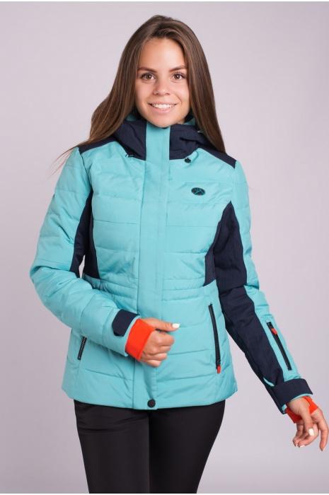 Куртка Лыжная 70295 / 52 - Бирюза