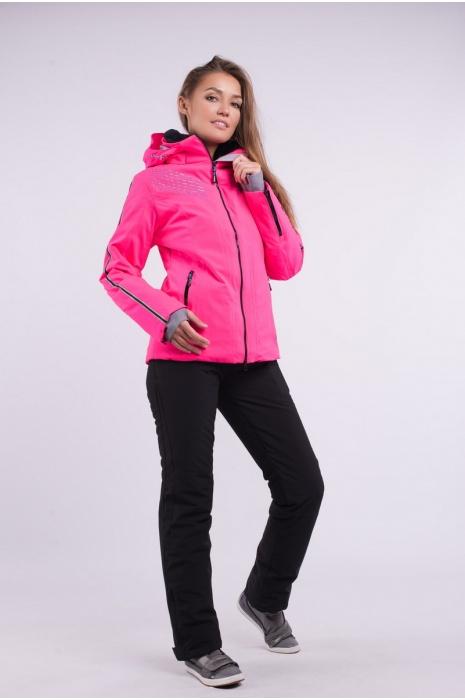Куртка Лыжная 70296 / 21 - Розовый