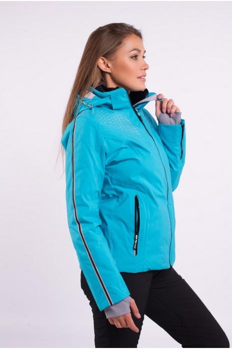 Куртка Лыжная 70296 / 33 - Бирюза