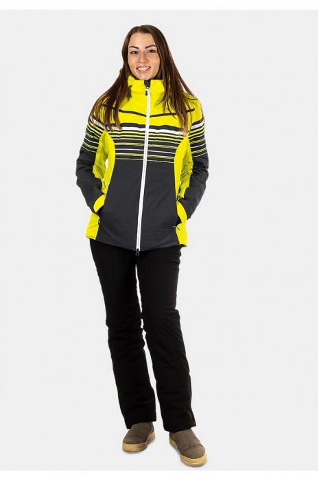 Куртка Лыжная 70297 / 17 - Жёлтый