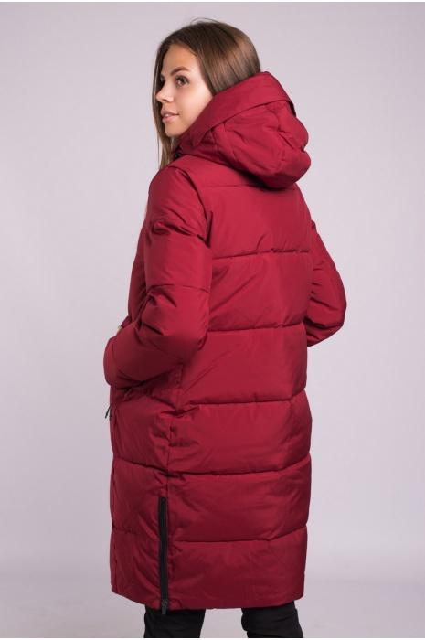 Куртка Тинсулейт 70298 / 52 - Бордо