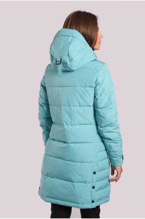 Куртка Тинсулейт 70299 / 33 - Бирюза