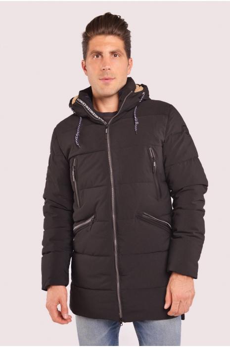 Куртка 70321 / 1 - Черный
